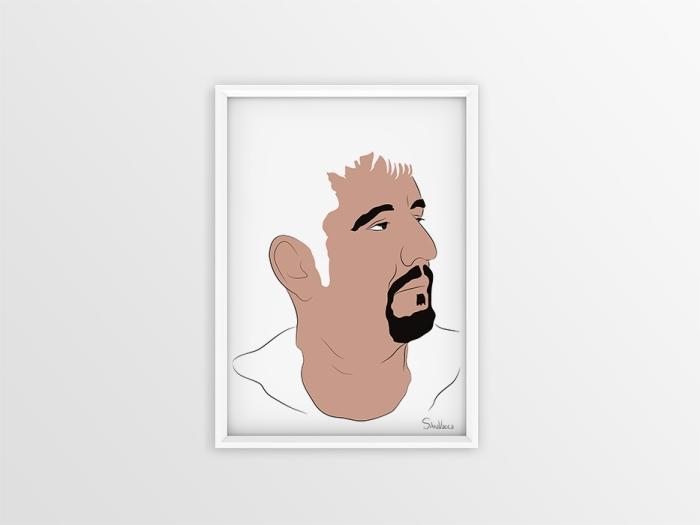 pino-daniele-poster